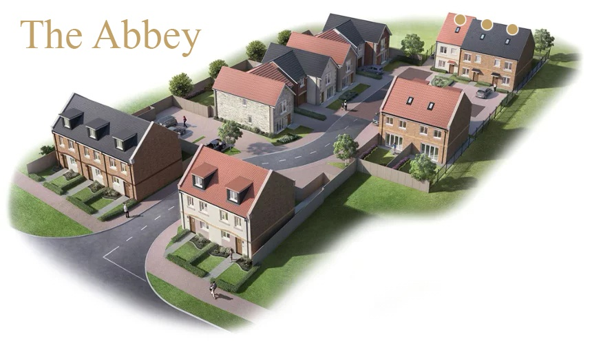 The Abbey - CGI