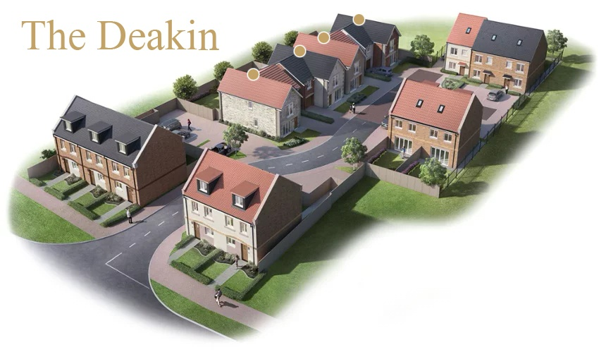The Deakin - CGI